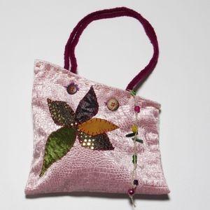 One of a kind, handmade purse